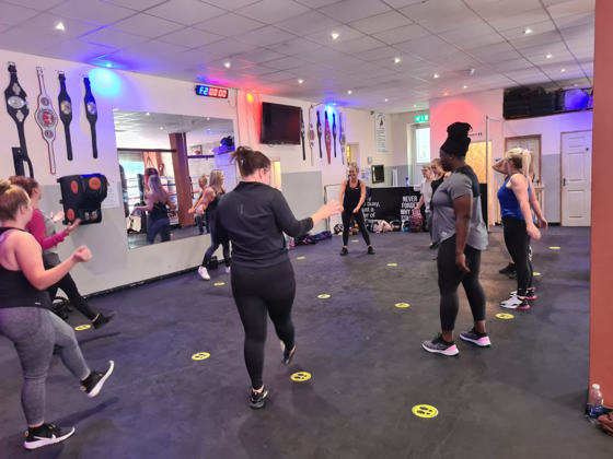 ladies body blitz - fat burning