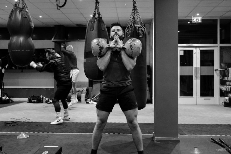 Lewis the PT and Kettlebell specialist