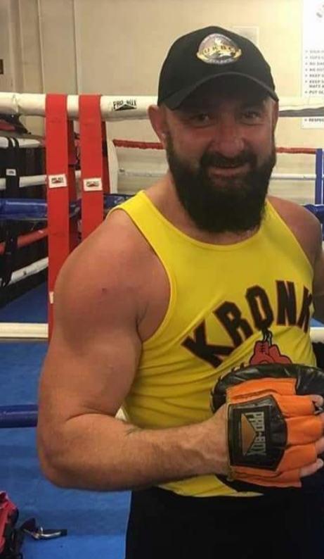 pete stoten boxing trainer